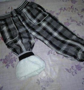 Зимнии штанны
