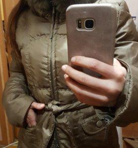 Куртка цвет Хаки