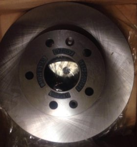 Диски передние тормозные Chery Tiggo t11 к-т
