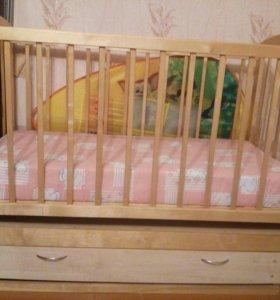 Детская кроватка, Срочно!!!!!!