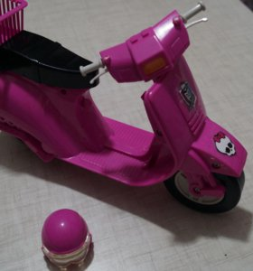 мопед для куклы Барби