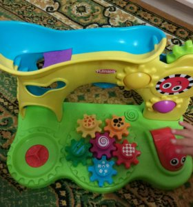 Развивающий центр playskool с шестерёнками