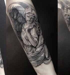 Тату, Художественная татуировка