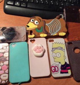 Чехла на iPhone 5/5s