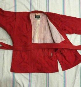 Форма для самбо,куртка борцовки и шорты