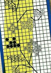 Магнитный маркер Square