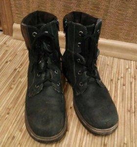 Ботинки зимние «Котофей»