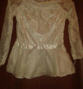 новая блузка на 36-40 размер