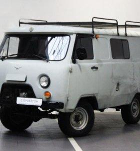 УАЗ 452, 1997