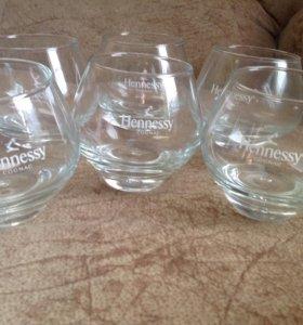 Для коллекционеров Бокалы Hennessy