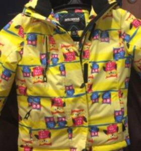 Зимняя куртка 92 новая