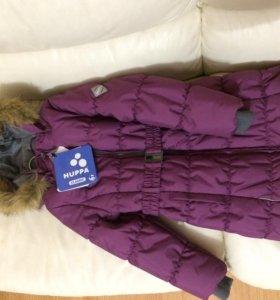 Новое зимнее Пальто Huppa