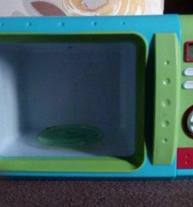 Микроволновка игрушка