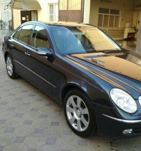 mercedes benz e class w211 2.6 2003г