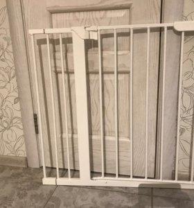 Ворота- барьер
