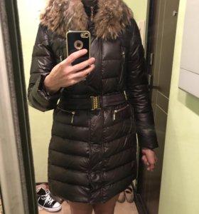 Зимняя куртка на 44-46 р-р
