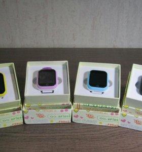 Смарт часы для детей+ gps