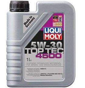 Top Tec 4500 5W-30 Ford: WSS-M2C934-B