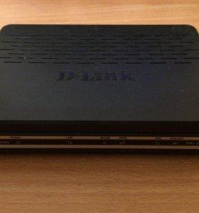 Модем DLS-2600U