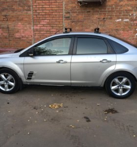 Ford Focus 2 Restyling
