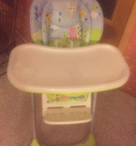 Детское кресло трансформер