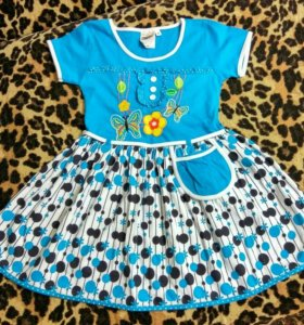 Платье р.110-116