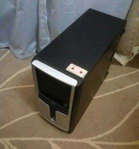 Компьютер сокет 775 intel core 2 duo E4500 2200MHz