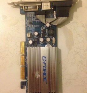 Видеокарта Nvidia Geforce 6200al 256mb