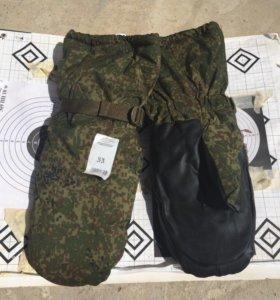 Рукавицы ВКБО
