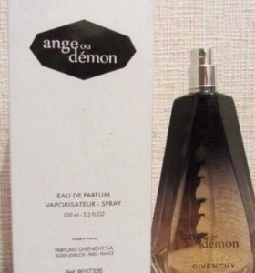 🌺Тестер женского парфюма Ангел и Демон