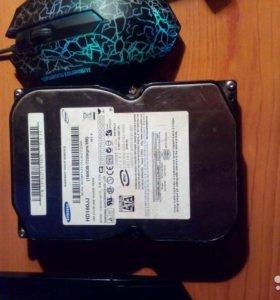 Жесткий диск самсунг 160 гигов