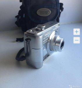 Фотоаппарат Panasonic DMC-LS1