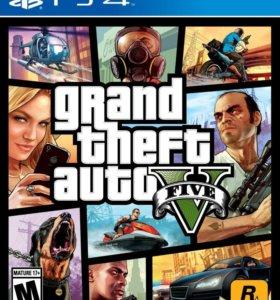 Grand Theft Auto V [GTA V]
