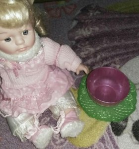 Кукла 7 фраз