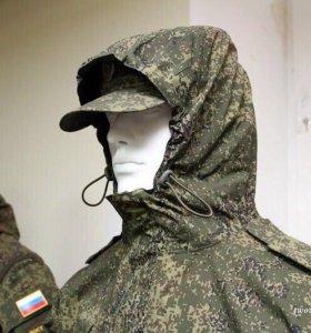 Костюм влаго-ветрозащитный ВКБО