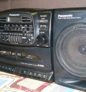 Panasonic RX-DT600 в хорошем состоянии.