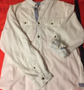 Рубашка на мальчика H&M