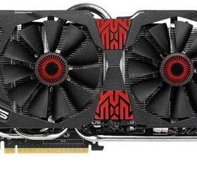 Видеокарта Asus GeForce GTX 980 STRIX