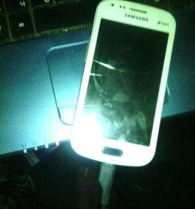 Samsung DUOS GT-S7562 б/у на запчасти