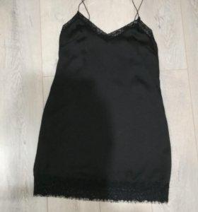 Платье в бельевом стиле новое. ИТАЛИЯ