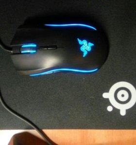 Игровая мышь Razer Mamba TE Chroma