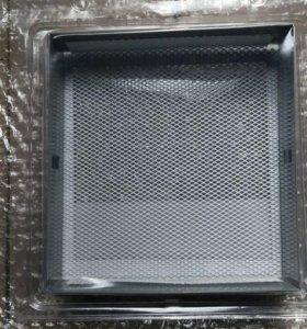 Каминная решетка для выхода горячего воздуха 20*20