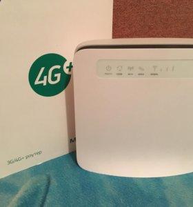 Стационарный мобильный 3G 4G LTE роутер