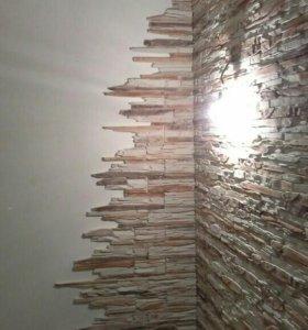 3D Декоративный отделочный камень