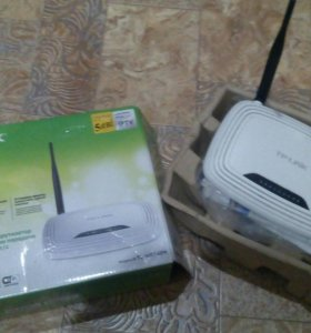 Маршрутизатор TP- Link 740
