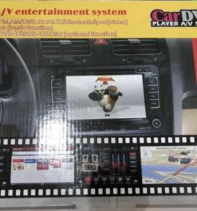DVD player автомобильный