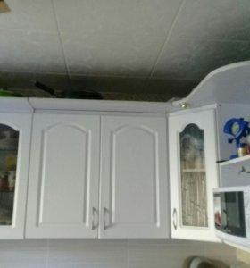 Кухонный гарнитур Верхние шкафы