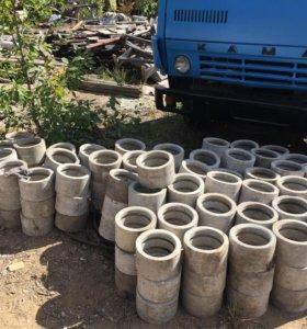 Продам новые бетонно-асбестовые трубы