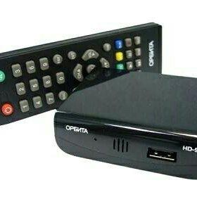 Цифровой ресивер DVB T2 - 1600р