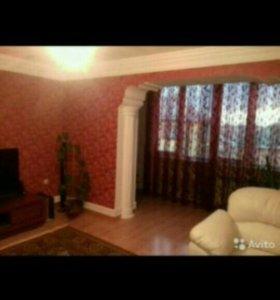 Квартира, 5 и более комнат, 105 м²